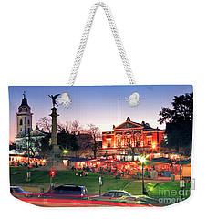Weekender Tote Bag featuring the photograph Buenos Aires 003 by Bernardo Galmarini