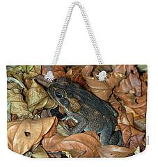 Cane Toad Weekender Tote Bag