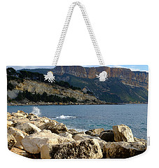 Cap Canaille Cassis Weekender Tote Bag