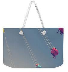 Chairoplane Weekender Tote Bag