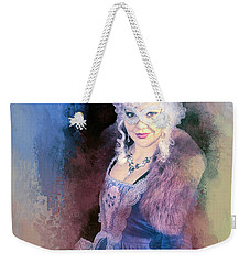 Weekender Tote Bag featuring the photograph Che Bellezza by Jack Torcello