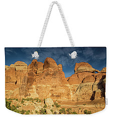 Chesler Sunset Weekender Tote Bag