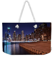 Chicago From The North Weekender Tote Bag