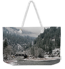 Clearwater River Weekender Tote Bag