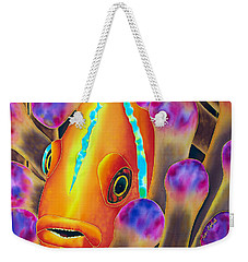 Clown Fish Weekender Tote Bag