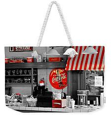Coca Cola Weekender Tote Bag