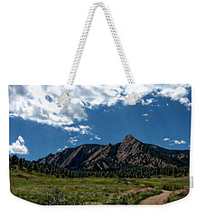 Colorado Landscape Weekender Tote Bag