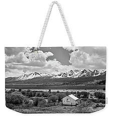 Colorado Mountain Vista Weekender Tote Bag by L O C
