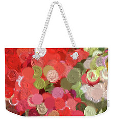 Colorful Circles  Weekender Tote Bag