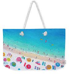 Colors Of The Beach Weekender Tote Bag