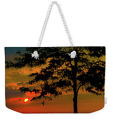 Colors Weekender Tote Bag
