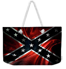 Confederate Flag 19 Weekender Tote Bag