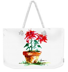 Cracked Pot  Weekender Tote Bag