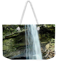 Cucumber Falls Pennsylvania Weekender Tote Bag