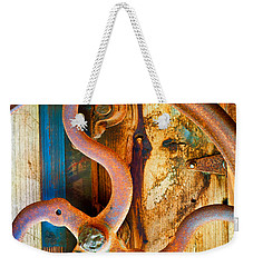 Curves And Lines  Weekender Tote Bag