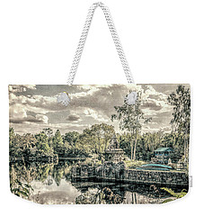 D Abstract Photography Weekender Tote Bag