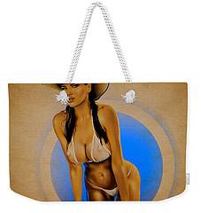 Dana Weekender Tote Bag by Brian Gibbs