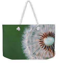Dandelion Weekender Tote Bag by Bess Hamiti