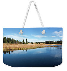 Dead Pond Weekender Tote Bag by Michal Boubin
