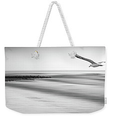 Desire Light Bw Weekender Tote Bag
