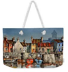 Dingle Harbour, Kerry Weekender Tote Bag