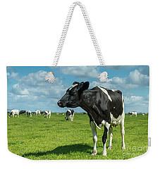 Dutch Cow Weekender Tote Bag