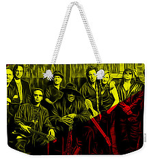 E Street Band Collection Weekender Tote Bag