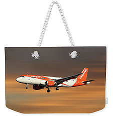 Easyjet Airbus A320-214 Weekender Tote Bag