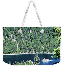 Emerald Bay Weekender Tote Bag