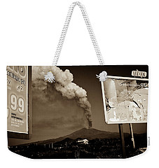 Etna, The Volcano Weekender Tote Bag