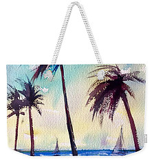 Evening Solitude Weekender Tote Bag