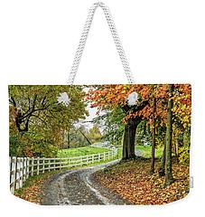 Fence Line Weekender Tote Bag