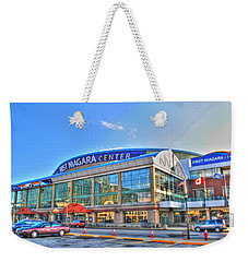 First Niagara Center Weekender Tote Bag
