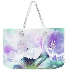 Flowering Weekender Tote Bag