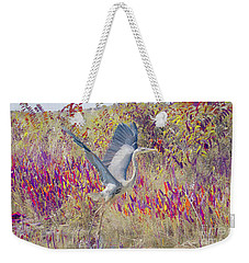 Fly Fly Away Weekender Tote Bag