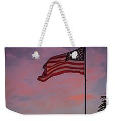Freedom Weekender Tote Bag by Robert Bales