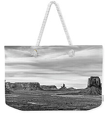 Weekender Tote Bag featuring the photograph From Artist's Point by Jon Glaser