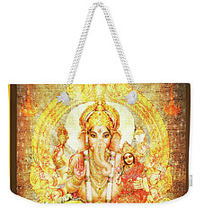 Ganesha Ganapati - Success Weekender Tote Bag