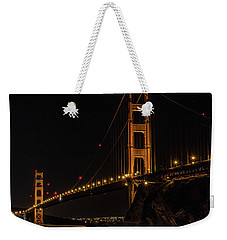 Golden Gate Bridge 2 Weekender Tote Bag