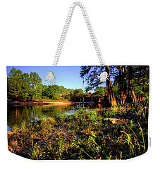 Golden Hour Weekender Tote Bag by Ester Rogers