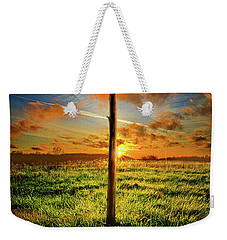 Weekender Tote Bag featuring the photograph Good Friday by Phil Koch