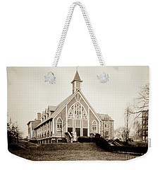 Good Shepherd Weekender Tote Bag