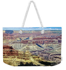 Grand Canyon Weekender Tote Bag by RicardMN Photography