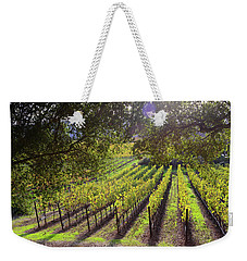 Grapevines In The Fall Weekender Tote Bag