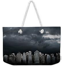 Graveyard Weekender Tote Bag