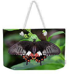 Great Mormon Butterfly Weekender Tote Bag