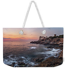 Guardian Of The Sea Weekender Tote Bag