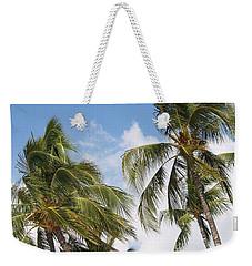 Hawaiian Breeze Weekender Tote Bag by Athala Carole Bruckner