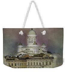 Helsinki Cathedral Weekender Tote Bag