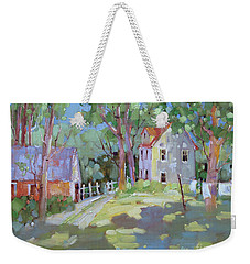 Hung Out To Dry Weekender Tote Bag